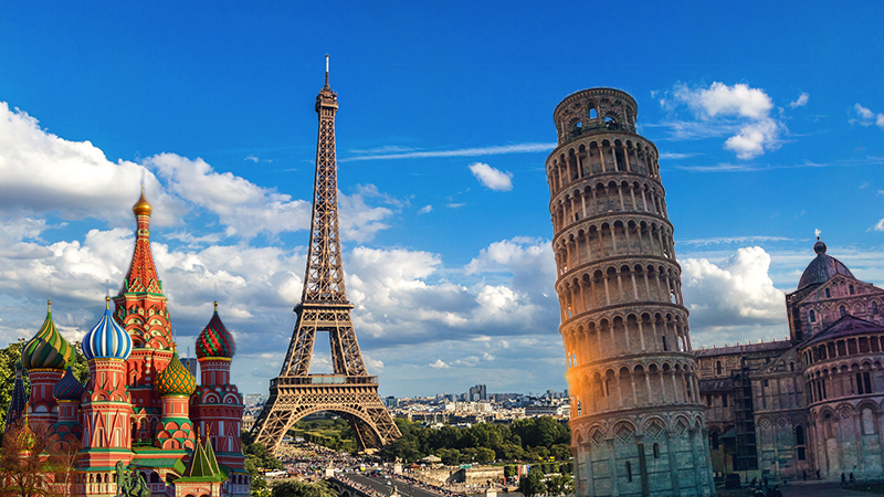 Europe 49 Countries & Regions Pocket Wifi Rental